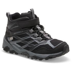 Merrell M-Moab FST Mid A/C Waterproof Shoes Kids black